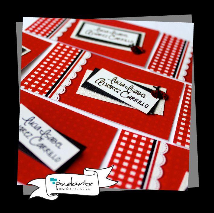 24 best Tarjetas Personales images on Pinterest | Business cards ...