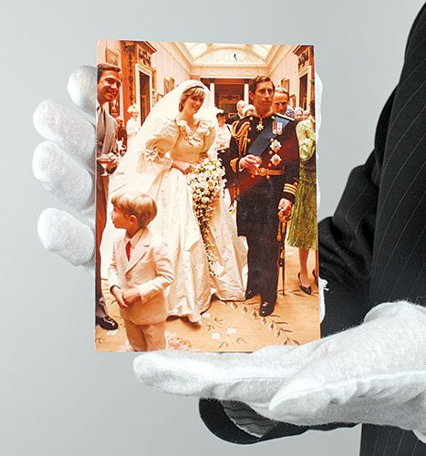 Prince Charles and Diana's Wedding: See 14 Behind-the-Scenes Pictures - Us Weekly