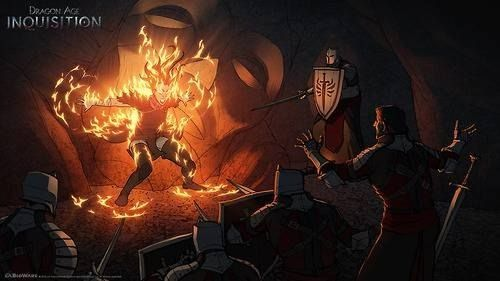Dragon Age Bioware Video Games Rpg Fantasy Art: 89 Best Dragon Age Images On Pinterest