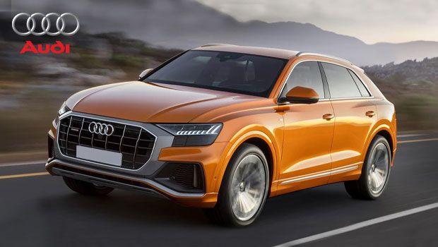 2020 Audi Q8 Large Luxury Suv With Impressive Drivetrain Technologies In 2020 Luxury Suv Car Guide Suv
