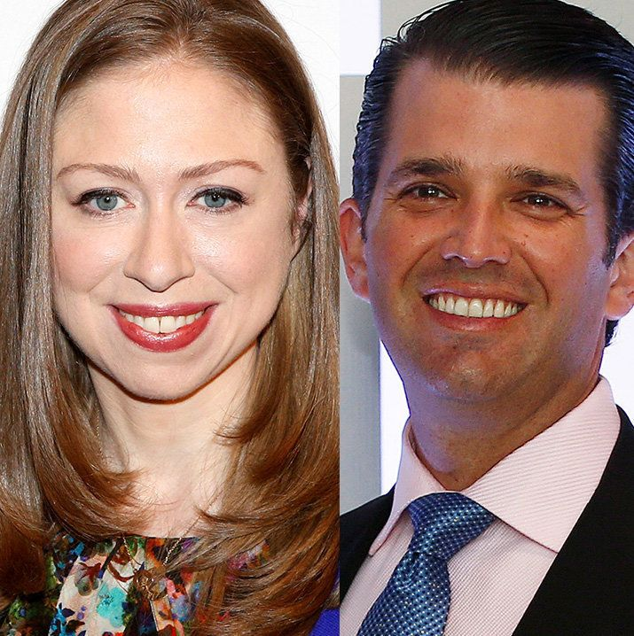 Chelsea Clinton Throws Subtle Shade At Donald Trump Jr. Over India Foreign Policy Speech | HuffPost