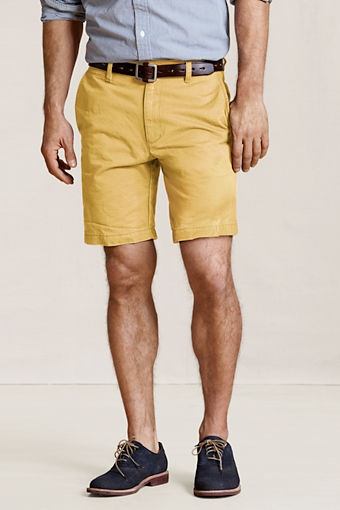 Great chino shorts for men!