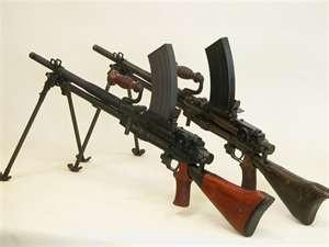 BAR guns ww2