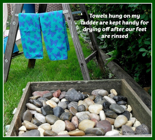 """Wonderfully Made"": Outdoor Foot Wash"