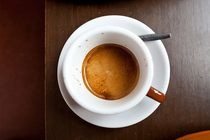 Espresso at Kahvila Sävy, Kallio, Helsinki - Foter