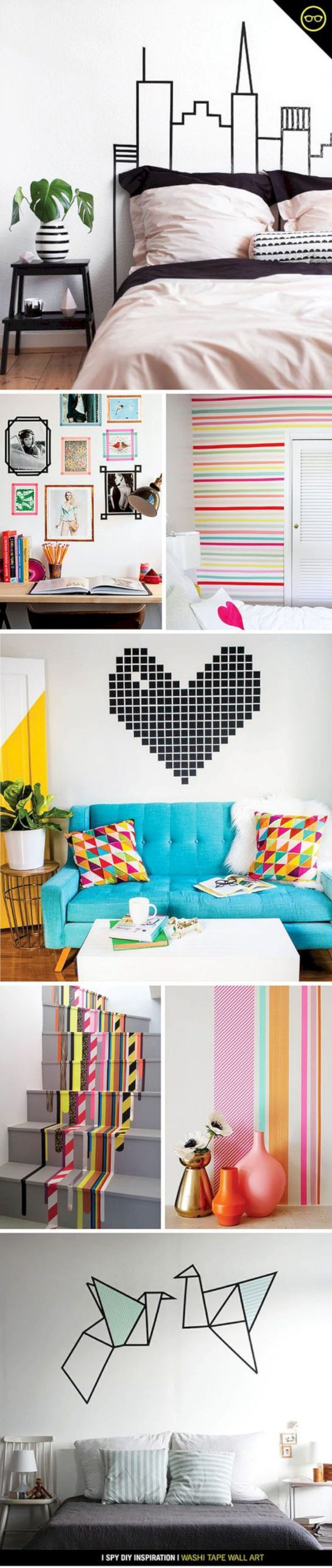 15 Awesome Wall Decorating Ideas To Ditch Your Bare Wal 6