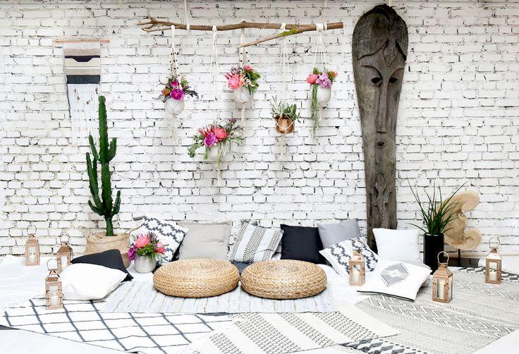 Mariage Ethnique Moderne - Design Dessine-moi une etoile - Fleurs Aude Rose - Photo Annaimages - Ceremonie laïque