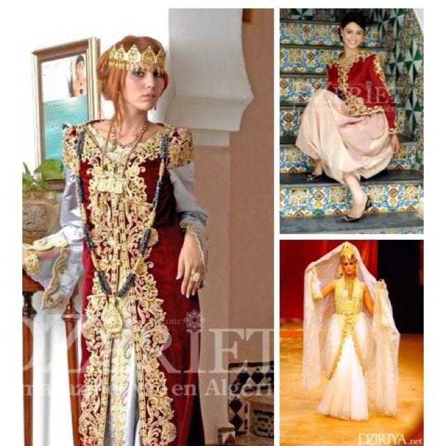 Algerian style
