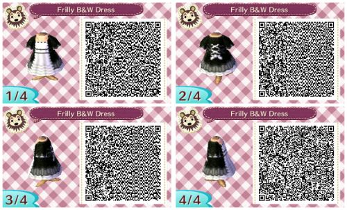 Here are some dresses i made for my mayor in Animal Crossing New Leaf! Enjoy!