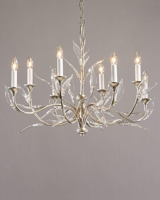 25 best ideas about Glass Chandelier on Pinterest