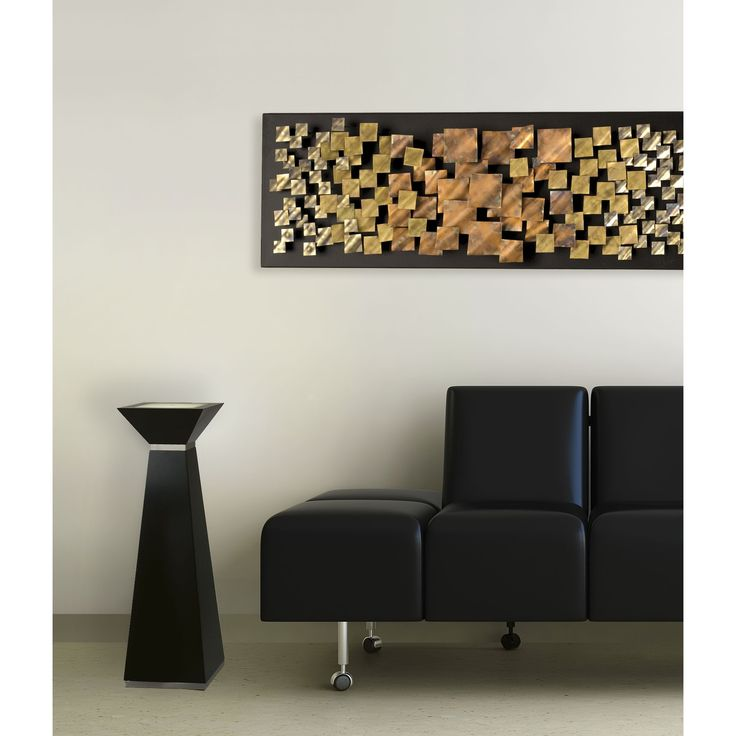 Shop studiolx for your mosaic wall art by nova lighting in our wall sculptures department modern and contemporary wall décor furniture and lighting