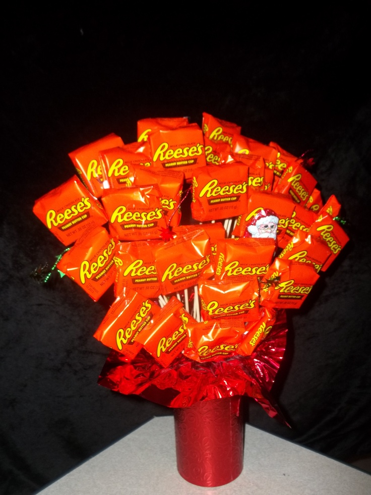 Nailed It Reeses Peanut Butter Cup Bouquet Reeses