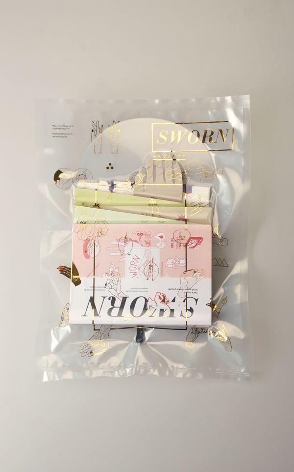 Sworn Clear Envelope Packaging