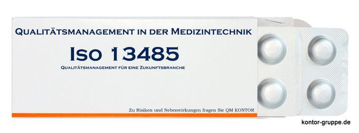 ➜Medizintechnik ➜Qualitätsmanagement mit QM Kontor - QM Kontor ➜ Qualitätsmanagement Beratung ➜ DIN EN ISO 9001