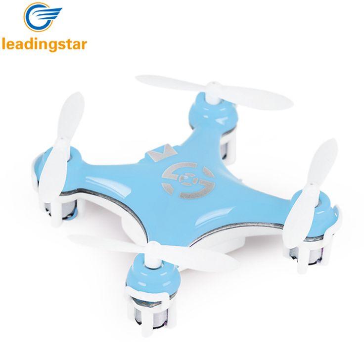 LeadingStar CX-10 Mini Drone RC Drone 4CH 2.4 GHz 6-Axis Gyro rc drone quadcopter helikopter vs cx-10 mini terbaik toys untuk Kid