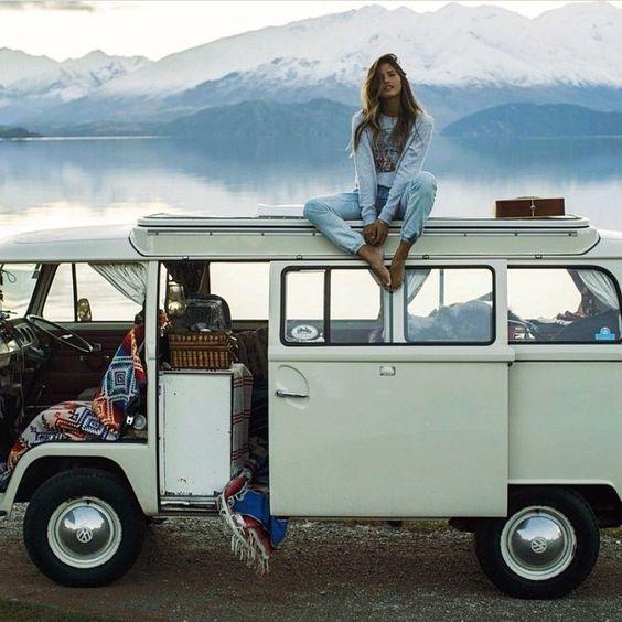 Cool Awesome vintage VW Van! .... ♠ VW beetle  bus # surf life # old school ♠... X Bros Apparel Vintage Motor T-shirts, VW Beetle & Bus T-shirts, Great price