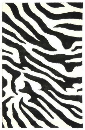Safavieh Soho Soh717a White / Black Area Rug