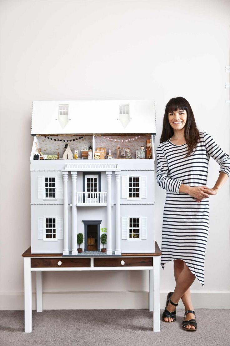 552 Best Dollhouse Love Images On Pinterest Doll Houses