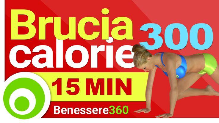 Allenamento aerobico ad alta intensità per bruciare 300 calorie in 16 minuti e dimagrire anche a casa senza usare attrezzi o pesi. Un circuito di esercizi di...