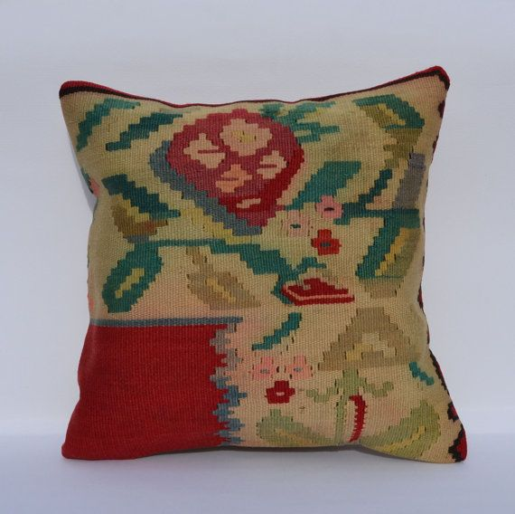 Hey, I found this really awesome Etsy listing at https://www.etsy.com/listing/184034152/kilim-pillow-cover-ethnic-pillow