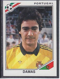 Image result for mexico 86 panini portugal