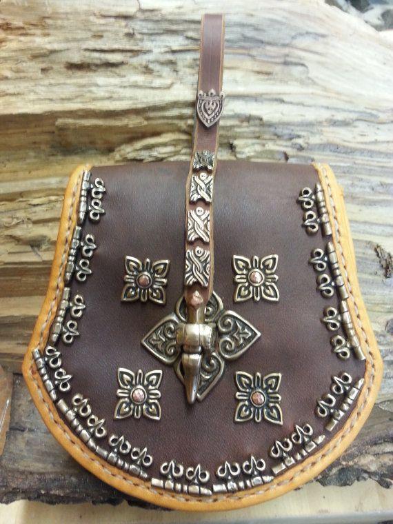 Birka Belt pouch viking era. by torfin on Etsy, $395.00
