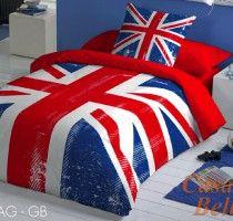 Trapunta modello bandiera Inglese #englishflag