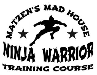 Matzen's Mad House Ninja Warrior Competition  http://matzensmadhouse.eventsbot.com/   Event Details:   Event: Matzen's Mad House Ninja Warrior Competition Date: September 13, 2014 Time: 10:00am They will go fast.. NO WALK ONS.  Limited space. Registration:  All competitors must check in at Matzen's Mad House Ninja Training Course by 9:00am                     The course will be open between 8:30am through 9:30am for little training  Location:  393 Ninth Street, Mazon, IL 60444