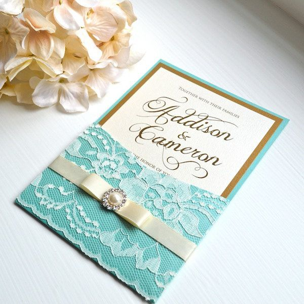 4482 Best Images About Gold Wedding Invitations On Pinterest