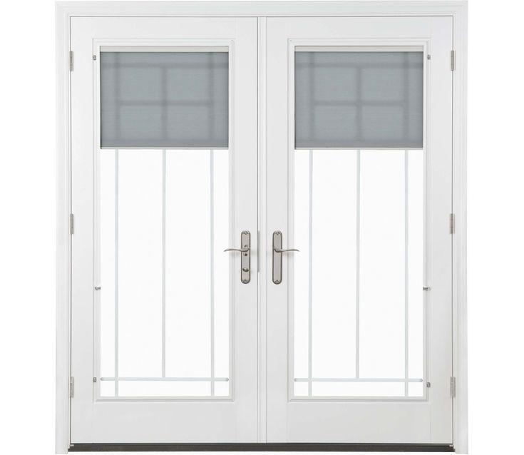 Designer Series Hinged Patio Door | Pella.com Glass Style With Original  Picture Wood Coloring