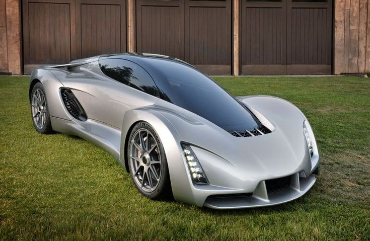 "Automobiles have made great strides in becoming cleaner and greener, but according to Divergent Microfactories, manufacturing is as dirty and inefficient as ever. The start-up puts forth a solution in the all-new Blade, ""the world's first 3D-printed supercar."""