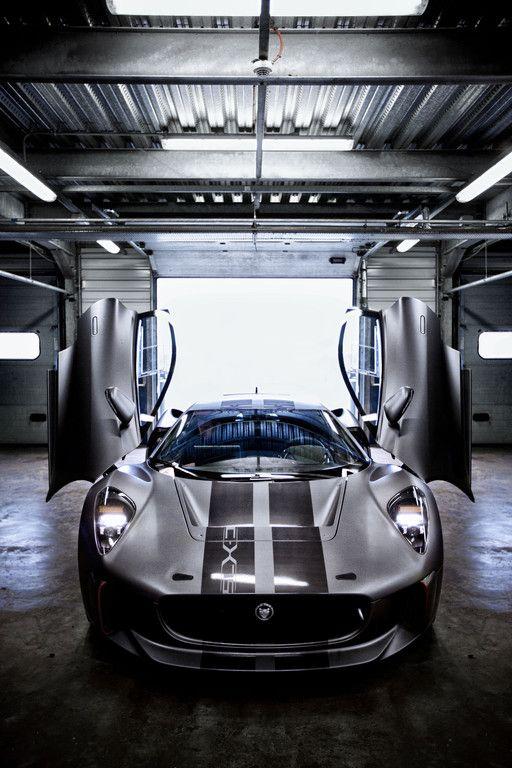jaguar cx75 Hydrogen car