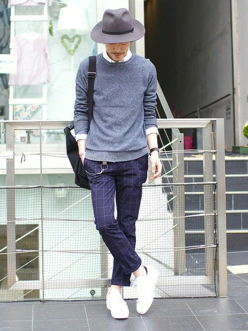 LOUNGE LIZARD|SessionLoungeLizardさんのニット/セーター「JEANS YARN × COMPACT POTTER…