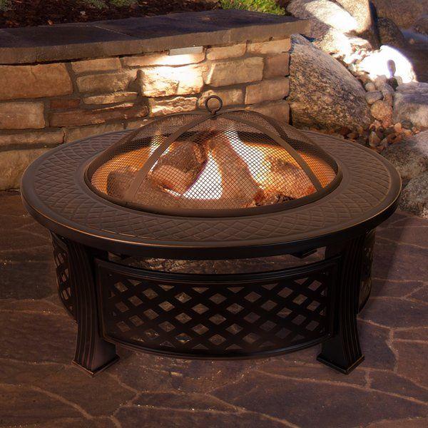 Best 25+ Wood burning fire pit ideas on Pinterest