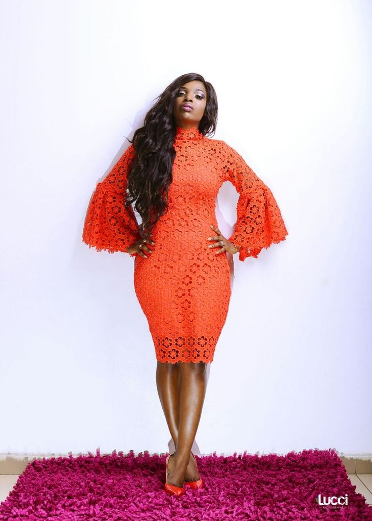 Lightup Concepts: Fab Shots of Annie Idibia in Abbyke Domina's Luxe ...