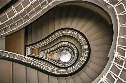 Bulb Stairs