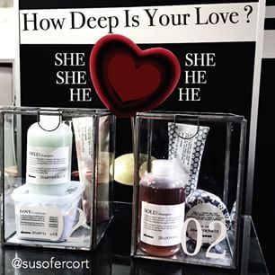 Valentine's day : How Deep Is Your Love? #susofercort #davines #davinesofficial #picStorming #oidavines #authenticdavines #anewcolour #anewcolourdavines #sosteniblebeautyconcepts #hair #hairstyle #instahair #hairstyles #haircolour #haircolor #haircut #longhairdontcare #fashion #instafashion #straighthair #longhair #style #straight #curly #hairoftheday #hairideas #hairofinstagram #coolhair