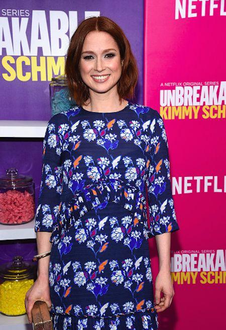 'Kimmy Schmidt' Star Ellie Kemper Welcomes First Child! - http://site.celebritybabyscoop.com/cbs/2016/08/02/schmidt-kemper-welcomes #EllieKemper