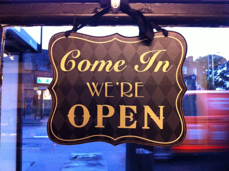 We're open 6 days a week!
