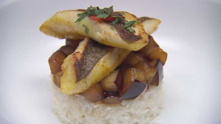 187 best masterchef images on pinterest masterchef australia coconut fish curry forumfinder Choice Image
