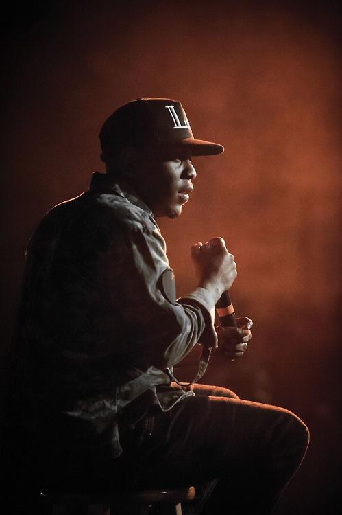 Go to a rap concert | Kendrick Lamar
