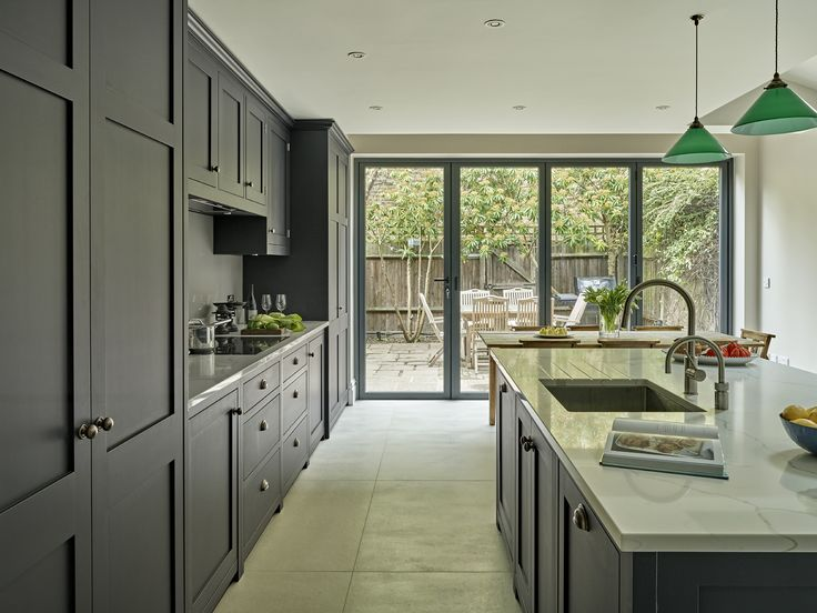 Kitchen Open Plan With Dark Cabinet: 25+ Best Ideas About Composite Flooring On Pinterest