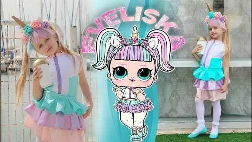 70b18bce5 Melinterest Argentina. Disfraz Lol Surprise Unicornio. Todos Los ...