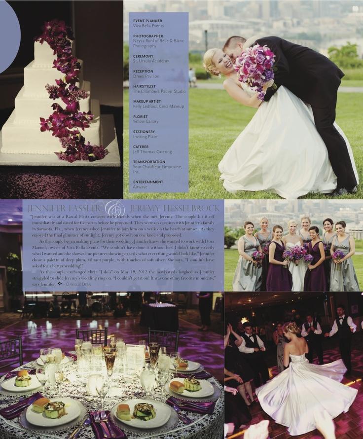 As Seen In Venue Magazine Viva Bella Events