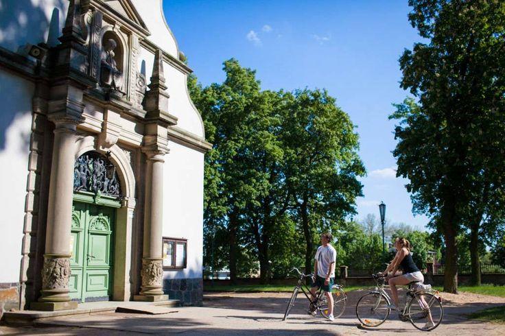 #fara #kosciolfarny #wagrowiec #wielkopolska #polska #poland #church #wągrowiec #bike #rowery