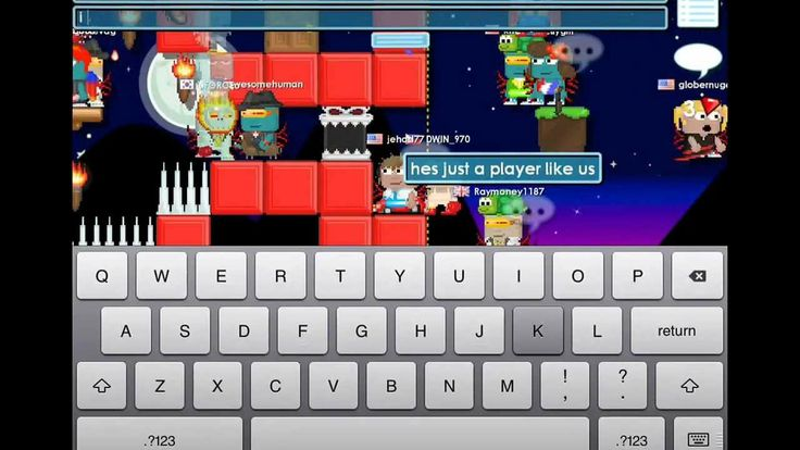 Growtopia android. :)