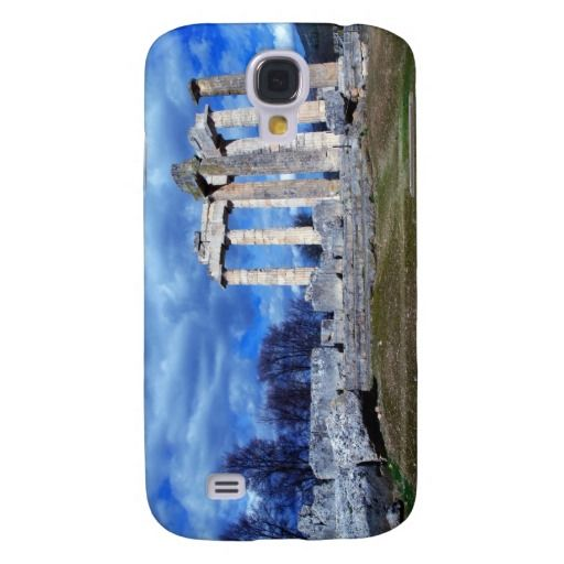Temple of Zeus – Nemea Galaxy S4 Cover