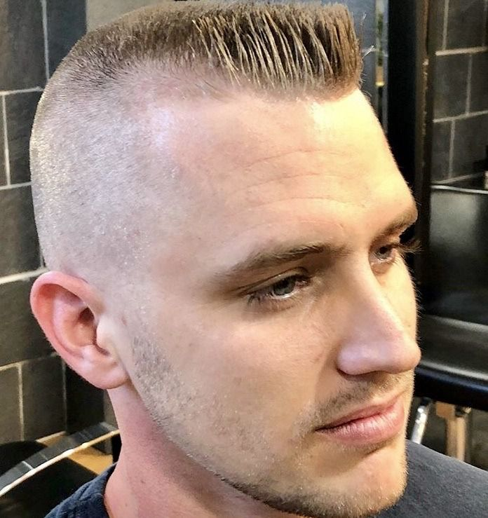 Pin On Flat Top Haircut