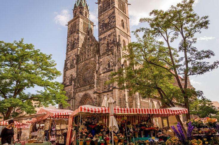 Favorite Nuremberg Photos: St. Lorenz Church.