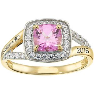 Keystone Fashion Class Ring